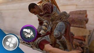 Assassin's Creed: Origins - Bug de Dinheiro e Ferro infinito (Consertado no patch 1.05)