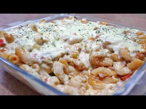 No Bake Cheesy Macaroni - Filipino Style