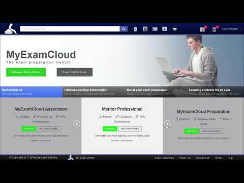 MyExamCloud Mentor Program