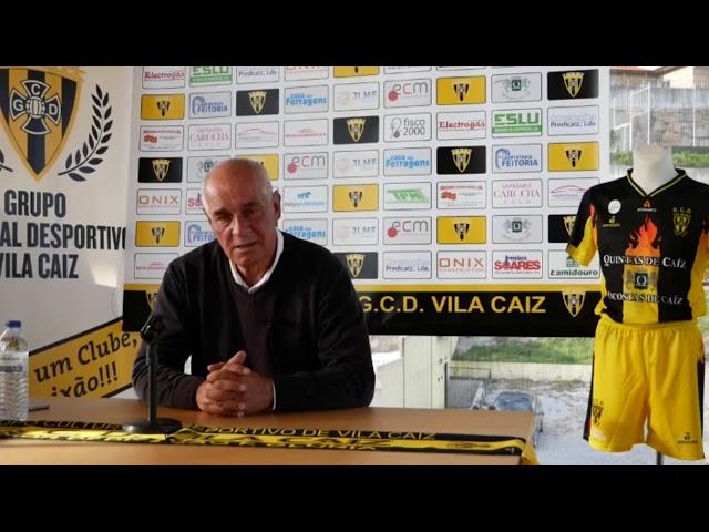 Jorge Regadas já não é treinador do Vila Caiz