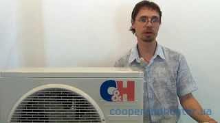 Cooper&Hunter CH-S09FTXG, CH-S12FTXG, CH-S18FTXG обзор, отзывы.