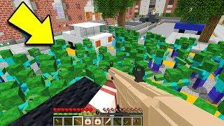Minecraft ITA - L'APOCALISSE ZOMBIE NELLA CITTA' ABBANDONATA!!