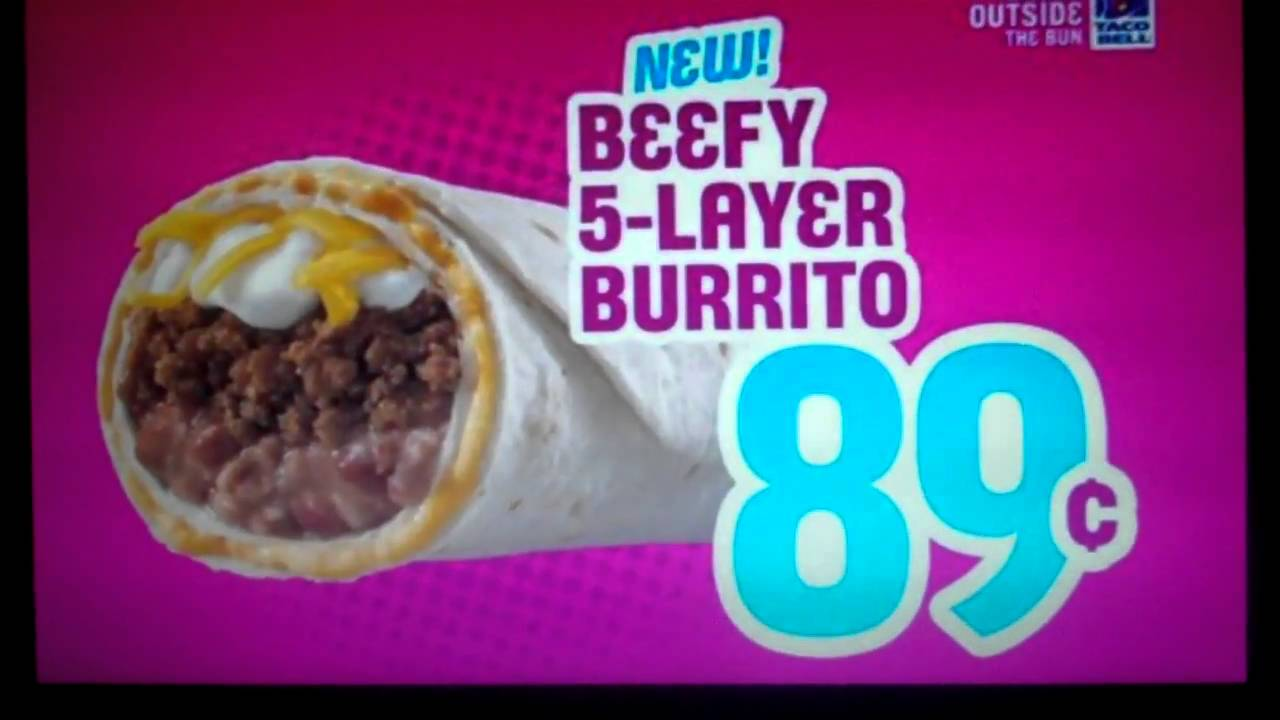 how to make taco bell beefy 5 layer burrito