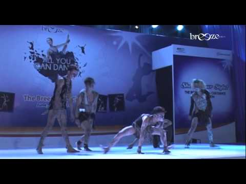 THE BREEZE ALL YOU CAN DANCE 2014 - RETURN DANCE - 2nd Winner General Category [OFFICIAL VIDEO]