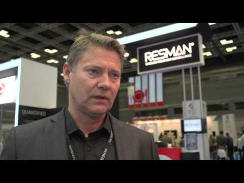 Torger Skillingstad, RESMAN spoke to Eithne Treanor at IPTC in Doha 2014