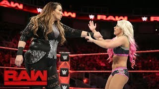 Nia Jax vs. Alexa Bliss: Raw, Sept. 18, 2017 thumbnail