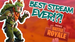 Part 2 | Fortnite! | BEST STREAM EVER? | Season 4!!! ! Giveaway 13,500 V Bucks! At 2000 SUBS