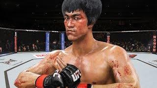Hätte Bruce Lee Eine Chance Gegen Moderne MMA Kämpfer?