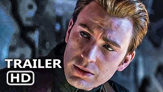 AVENGERS 4 Official Trailer (2019) ENDGAME Superhero Movie HD