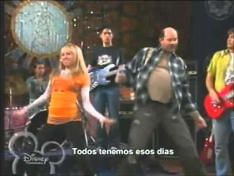 Hannah Montana - Nobody's Perfect Con El Tio Earl