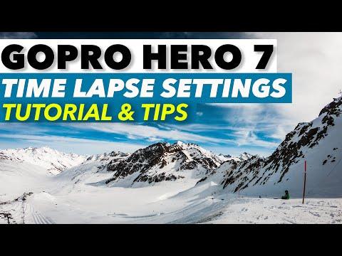 GoPro Hero 7 Time Lapse Settings Tutorial and Tips thumbnail