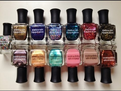 Nail Polish Brand Focus - Deborah Lippmann Collection - YouTube