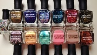 Nail Polish Brand Focus - Deborah Lippmann Collection Thumbnail