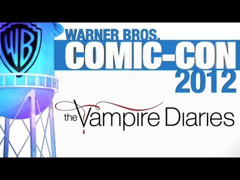The Vampire Diaries - Comic-Con 2012
