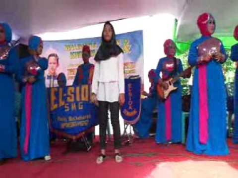 ELSHIDA SEMARANG// QOSIDAH INDONESIA// YA UYUNI