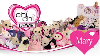 Моя Собачка Chi Chi Love ЧИ ЧИ Лав Обзор Интерактивной Игрушки