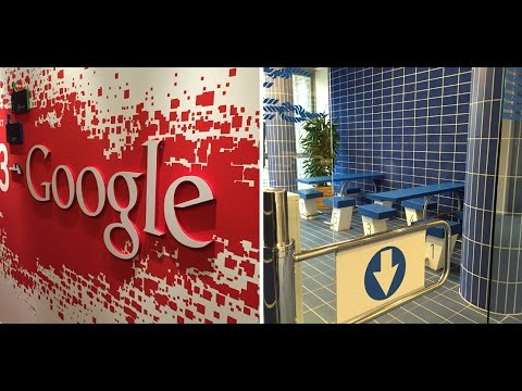 Inside Google! So cool sieht es bei Google in Hamburg aus - YouTube
