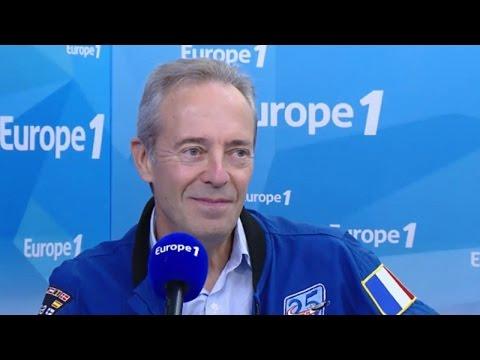 """Jean-François Clervoy : """"Thomas Pesquet rentre en ayant accompli plus de 100% de ses objectifs"""""""