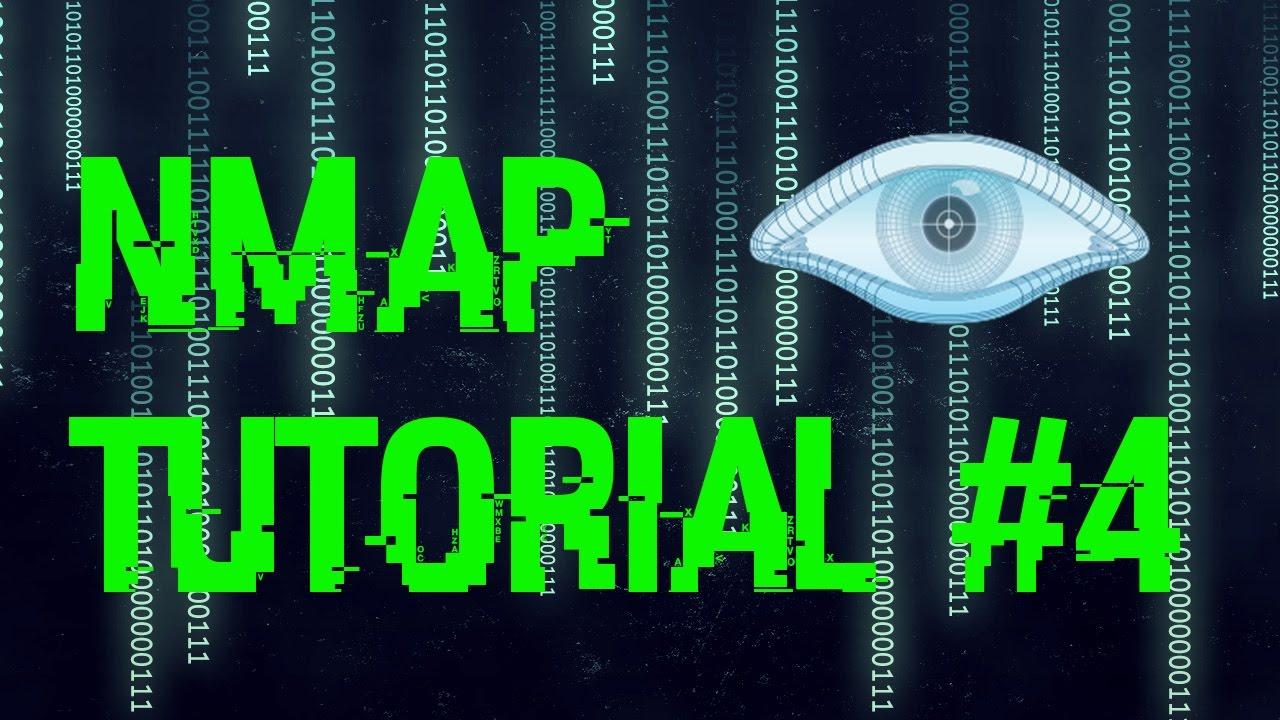 Nmap Tutorial #4 - SYN Ping, ACK Ping, UDP Ping and Xmas Scan