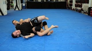 How to Do a Twister Lock | MMA Submissions