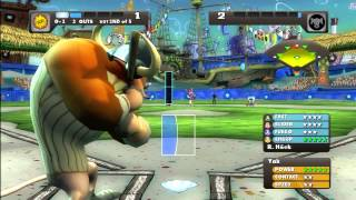 Nicktoons MLB, Xbox 360 Gameplay