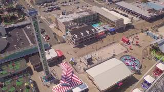 Video Seaside Heights Casino Pier and Breakwater Beach download MP3, 3GP, MP4, WEBM, AVI, FLV Agustus 2018