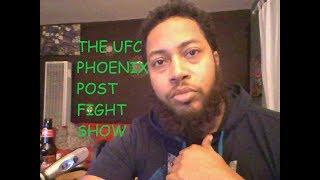 UFC on ESPN 1 Post-Fight Reaction