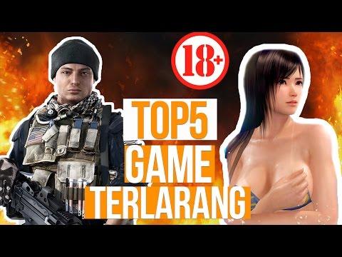 TOP5 Game Terlarang (18+) №001 🔞