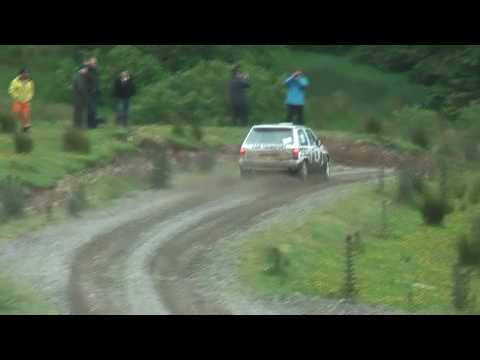 Martyn Lewis Rally Tribute