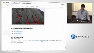 Interactive Parallel Computing with IPython Part 2 | SciPy 2014 | Min RK