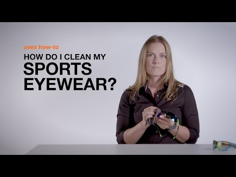 How to clean your sports eyewear thumbnail