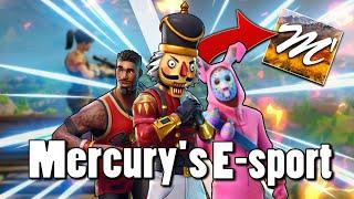 La Mercury's E-Sport ! / Team Fortnite Ps4 (Fortnite Battle Royale)