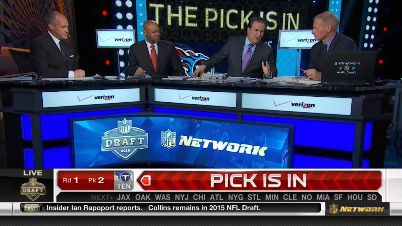Who Will Titans Pick? A Tour of the Mock Drafts