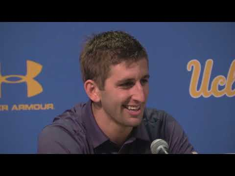 Josh Rosen Post Game Presser - UCLA vs. Hawaii - 9/9/17