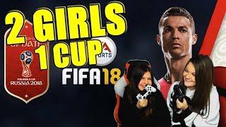 2 GIRLS 1 CUP  ( ͡° ͜ʖ ͡°)   FIFA 2019