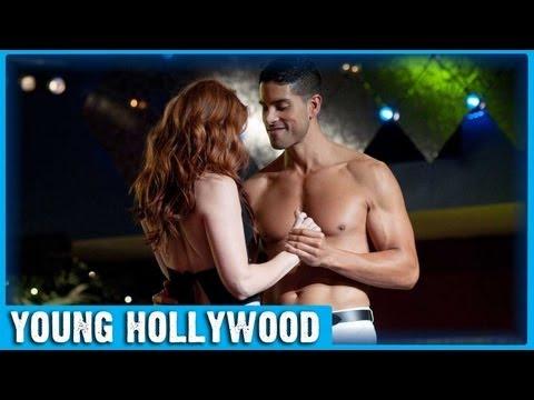 MAGIC MIKE Star Adam Rodriguez Makes It Rain!