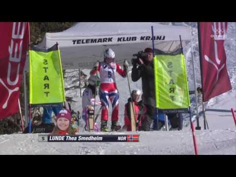 Sprint Finals – FIS Telemark World Cup Slovenia