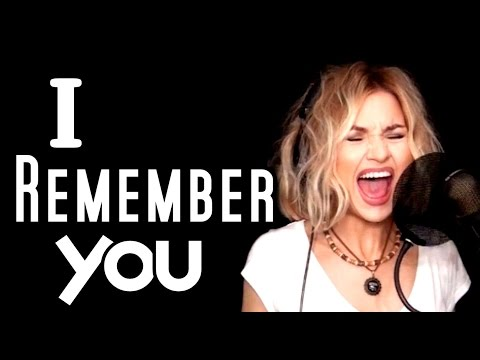 I Remember You - Skid Row - cover - Alyona Yarushina - Ken Tamplin Vocal Acacdemy