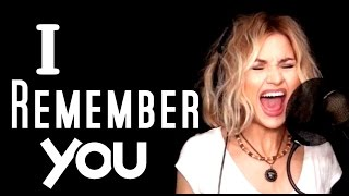I Remember You - Skid Row - cover - Alyona Yarushina - Ken Tamplin Vocal Academy