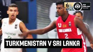 Turkmenistan v Sri Lanka - Full Game - FIBA 3x3 U18 Asia Cup 2018