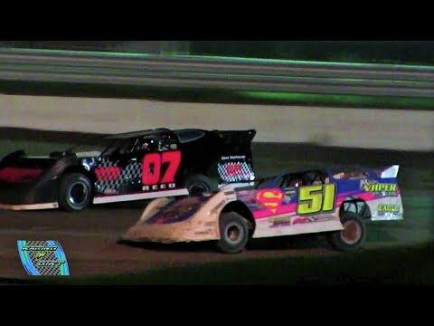 Late Model Feature 8-19-17 Thunderbird Raceway