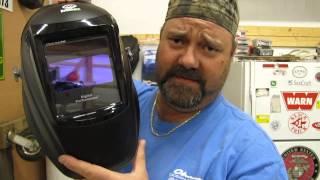miller welding helmet digital performance series review by kvusmc