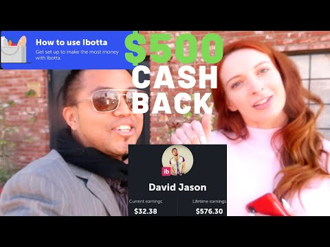 How I Made Over $500 Shopping Groceries & Alcohol | Best Cashback App 2021 How To Use Ibotta Coupons