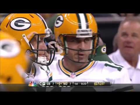 2014 Week 8 - Packers @ Saints