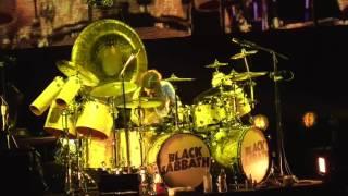 Black Sabbath - Tommy Clufetos Drum Solo @ Klipsch Music Center September 2, 2016