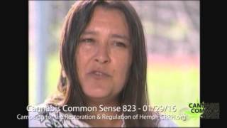 Cannabis Common Sense 823