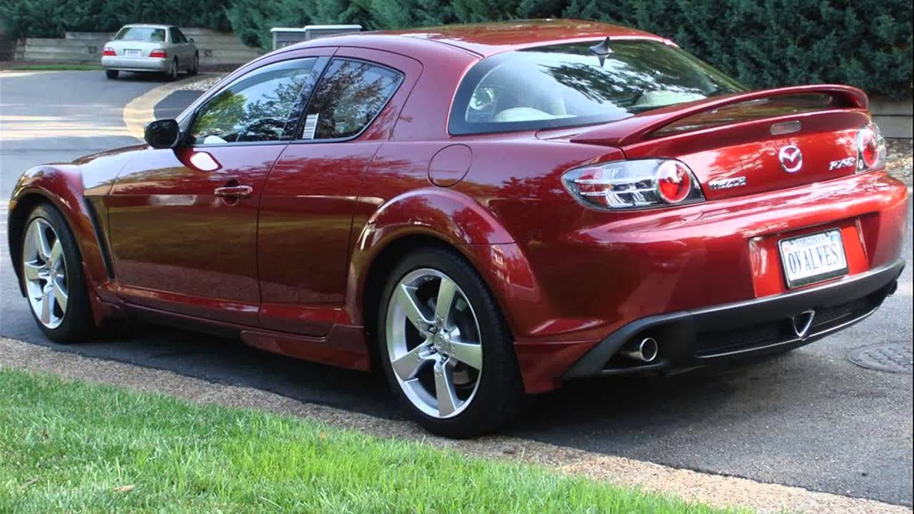2006 mazda rx8 youtube. Black Bedroom Furniture Sets. Home Design Ideas