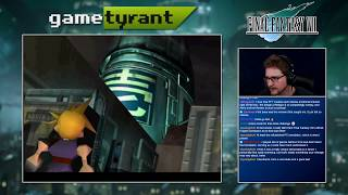 Final Fantasy VII | Full Playthrough & Analysis (Part 1: Bombing Mission 1, 2, and Aeris)