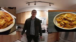 The 360 Chef - Messy Chili Lasagna - Instant Pot Lasagne Recipe by geoffmobile