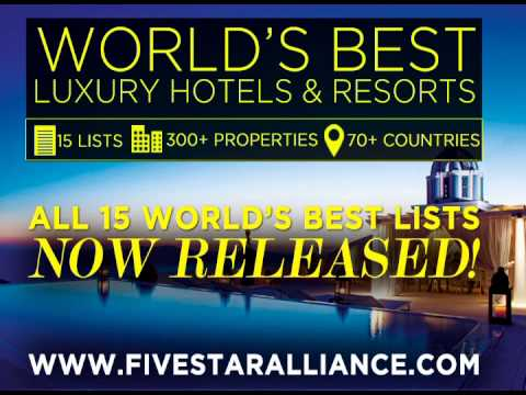 Five Star Alliance - The Worlds Best Hotels & Resorts